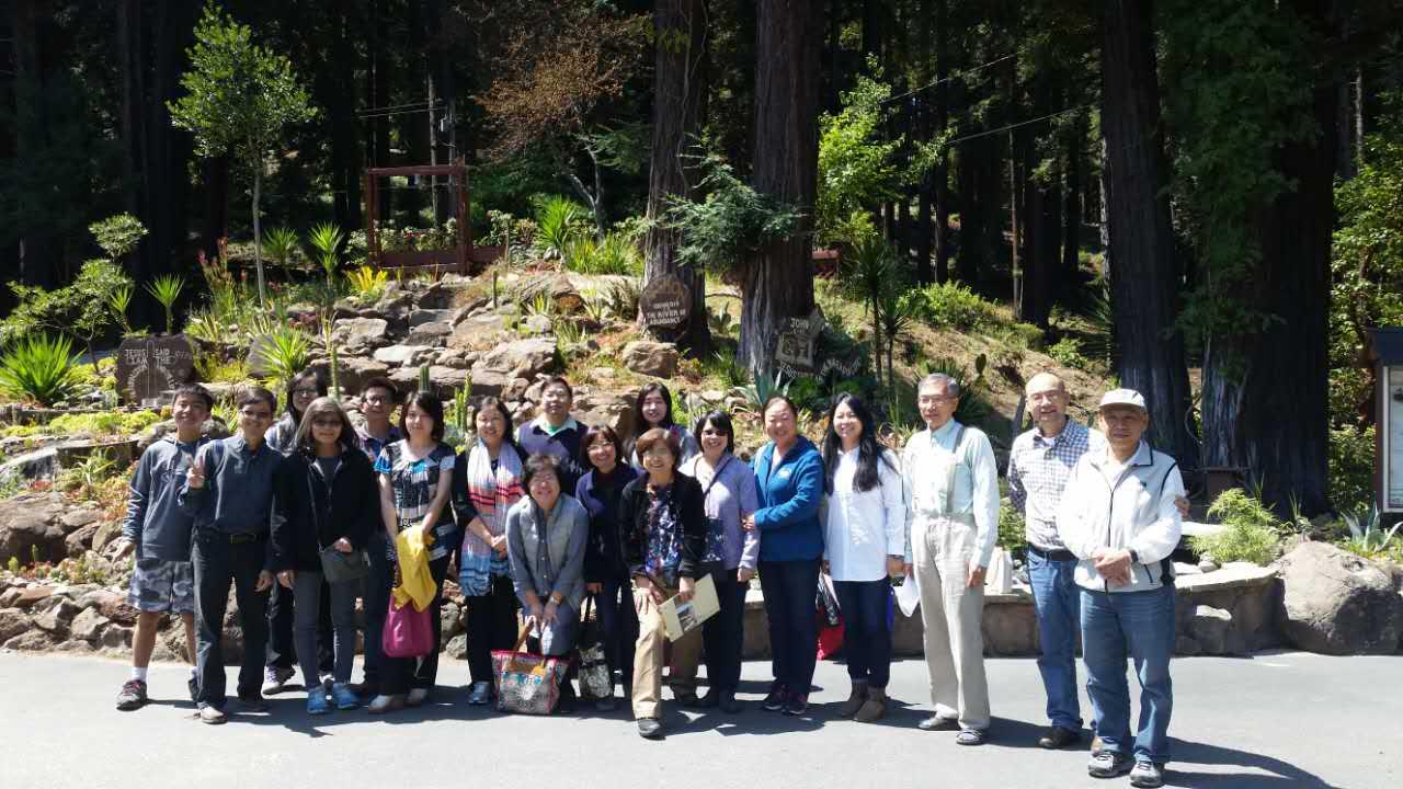mountain pray gathering