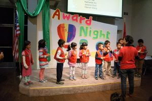 Awana Year-end Award Ceremony