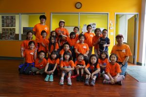 Children Summer Camp - Week 3