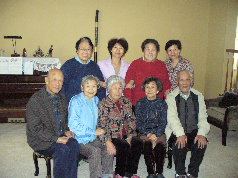 2007年11月2日的喜乐聚会