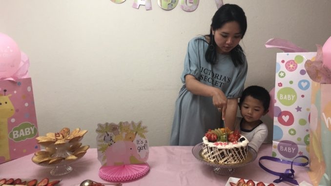 磐石为DiDi举办baby shower(3/31/2019)